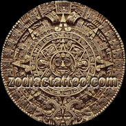 Mayan zodiac tattoos 2012
